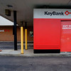 JOED VIERA/STAFF PHOTOGRAPHER-Lockport, NY- This Keybank on South Transit Road will be closing for business.