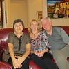 Nanda, Gilda, Warren in Houston