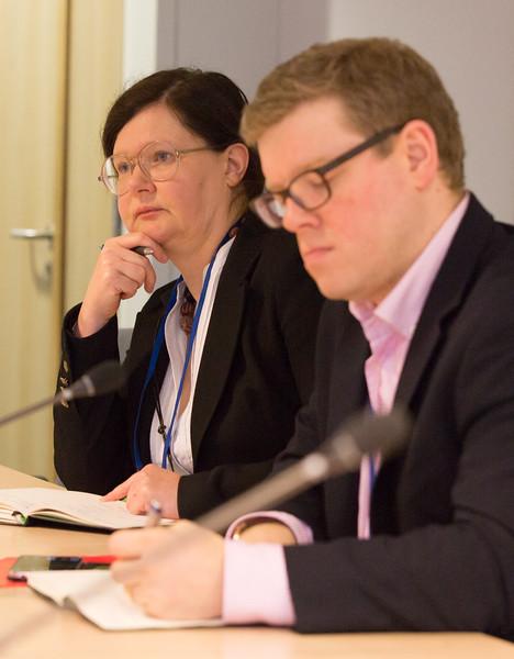 Ambassador Bergdis Ellersdóttir, Mission of Iceland to the EU