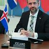 Mr Martin Eyjólfsson, Ambassador, Iceland