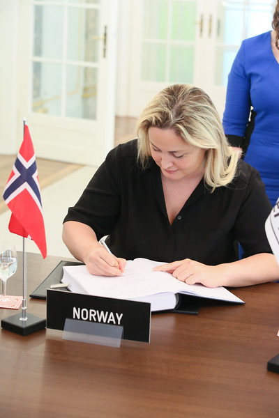 Ms Dilek Ayhan, State Secretary, Ministry of Trade and Industry, Norway