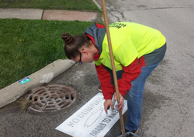 2016-05-07 Storm Drain Education Project
