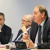 From left:  Assistant Secretary-General Georges Baur; Deputy-Secretary General Dag W. Holter; and Secretary-General Kristinn F. Árnason, Secretary-General, EFTA Secretariat
