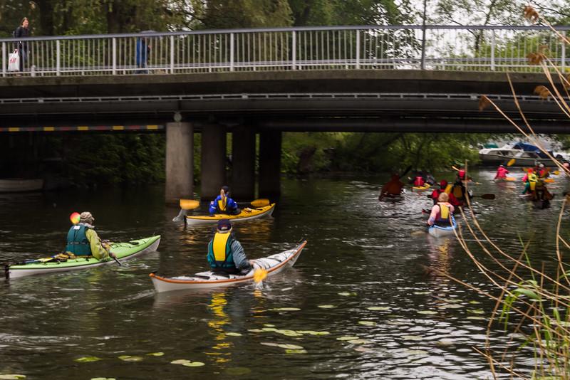 Under bron till Reimers holme
