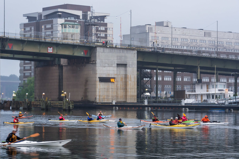 Under Liljeholmsbron