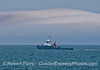 """Tow boat """"Washington"""" towing an oil barge."""
