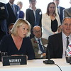 From left:  Ms Monica Mæland, Minister of Trade and Industry, Norway; Mr Kristinn Árnason, Secretary-General, EFTA