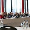 EFTA Ministers meeting the EFTA Parliamentary committee.
