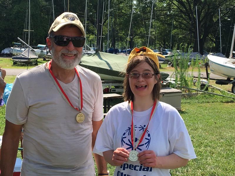 Megan Cooper at va regatta