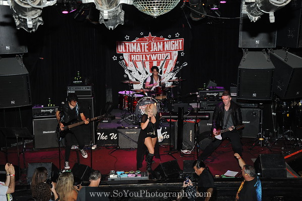 2016-08-09, Ultimate Jam Night Hollywood, at The Whisky A Go Go