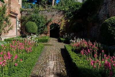 Greys Court Gardens