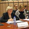 From left: Ms Elisabeth Aspaker, Minister of EEA and EU Affairs, Norway; Ms. Oda Sletnes, Ambassador, Norway