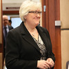 Ms Elisabeth Aspaker, Minister of EEA and EU Affairs, Norway