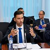 Mr. Lukas Parizek, Secretary of State of the Ministry of Foreign and European Affairs, Slovak Republic (Photo credit: European Union)