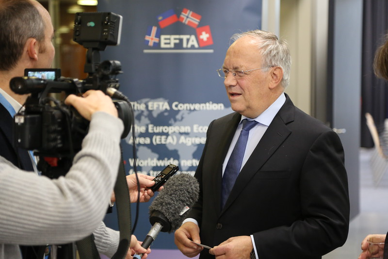 Mr Johann N. Schneider-Ammann, President of the Confederation, Head of the Federal Department of Economic Affairs, Education and Research of Switzerland
