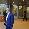 From left: Mr Dag Wernø Holter, Deputy Secretary-General, EFTA, Mr Glenn Campbell, BBC.