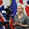 Ms Lilja Alfreðsdóttir, Minister for Foreign Affairs and External Trade, Iceland