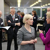 From left: Ms Lilja Alfreðsdóttir, Minister for Foreign Affairs and External Trade, Iceland; Ms Aurelia Frick, Minister of Foreign Affairs, Liechtenstein.