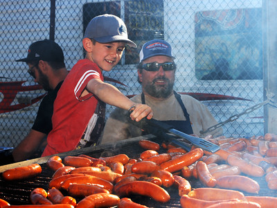 2016 ANRA SEASON OPENER BBQ and AWARDS