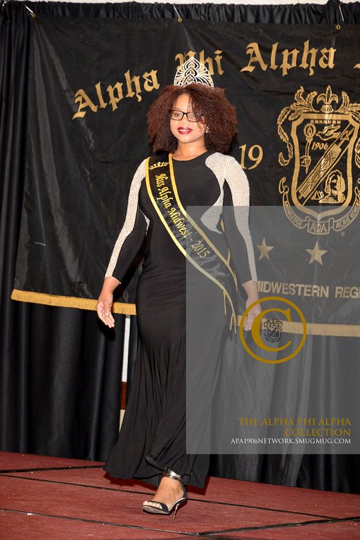 Ms Black & Gold Pageant Awards