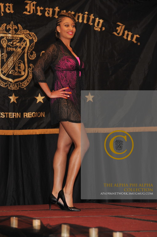 Ms Black & Gold Pageant Swimsuit