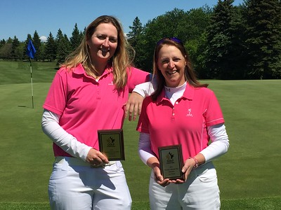 2017 Women's Alternate Shot Gross Champions