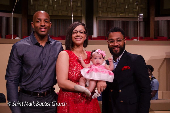 3rd Quarter Baby Dedication_2016