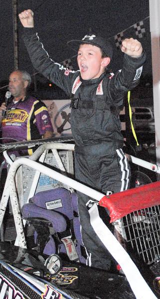 2016 Benton County Speedway Season Championship night