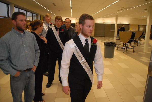 2016 CP-U Homecoming coronation