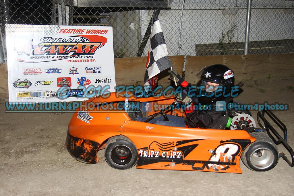 Box Stock Jr Winner June 17 - 1