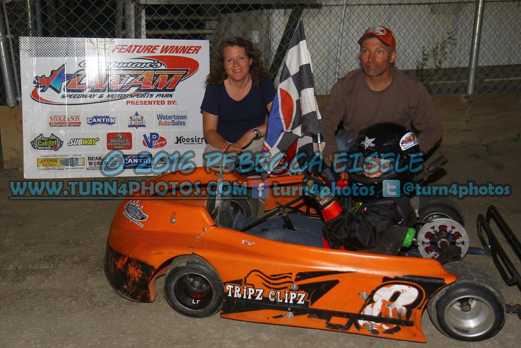 Box Stock Jr Winner June 17 - 3