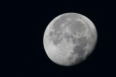 Moon, Waning Gibbous
