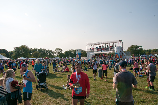 2016 Chicago Half Marathon