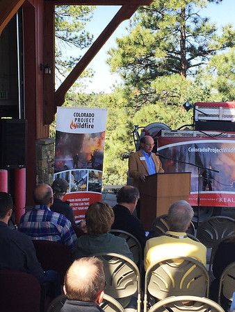 2016 Colorado Project Wildfire Awareness