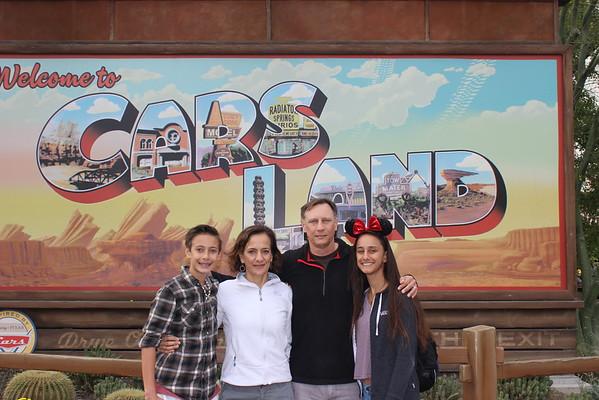 2016 Disneyland