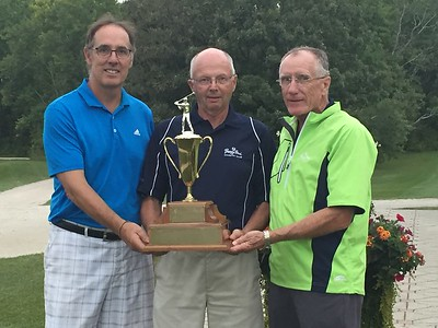 2017 Men's Senior Interclub Champions - City Division