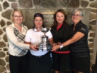 2017 Women's Interclub A Championship - Net Division
