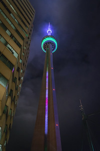 DA094,DT, CN Tower Toronto Canada
