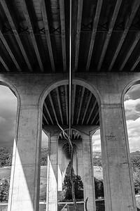 DA094,DB, Under the bridge