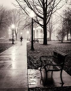 DA077,DP, Foggy Morning