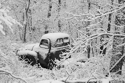 DA016,DP,SNOWED IN