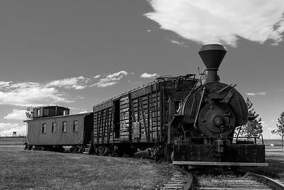DA094,DB, 1880 Town train