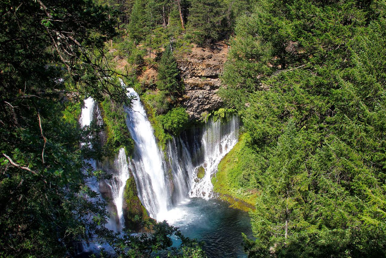 Burney Falls, McArthur-Burney Falls Memorial State Park, California