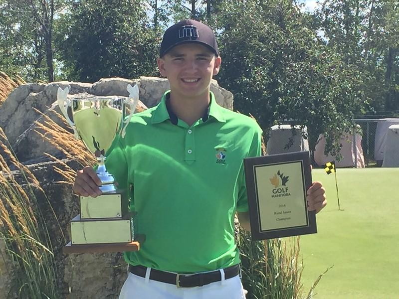 2017 Rural Men's Junior Champion