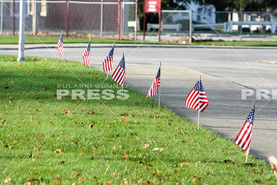 WCHS Veterans Day Program--Tuesday--11-11-16