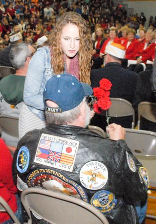 2016 Vinton Veteran's Day Ceremony