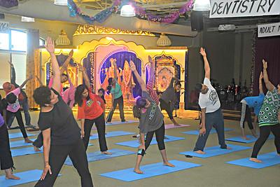 2016 Yogathon And HealthFair