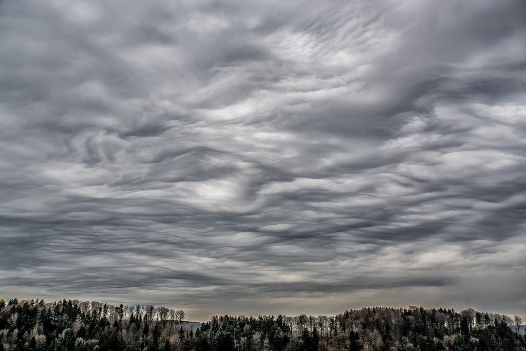 Stratuswolken