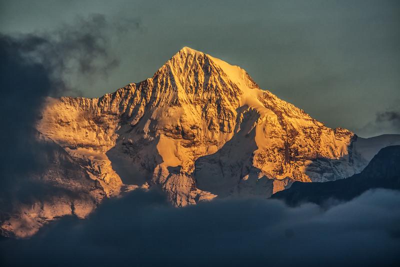 Mönch, Berner Oberland