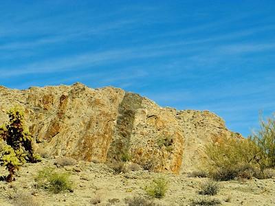Rock dyke